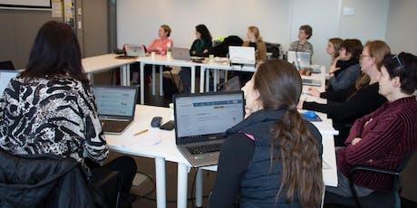 Workshop KlasCement optimaal gebruiken + ICT-tips - ANTWERPEN, 07.11.2019 tickets