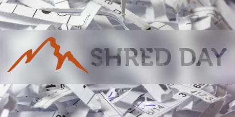 FREE COMMUNITY SHRED EVENT–PLEASANT VIEW BRANCH tickets