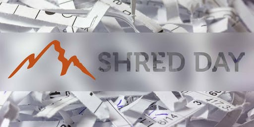 FREE COMMUNITY SHRED EVENT–PLEASANT VIEW BRANCH