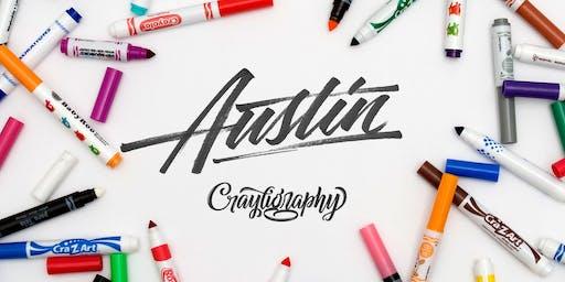 Austin Calligraphy Workshop
