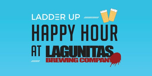 Ladder Up Happy Hour at Lagunitas
