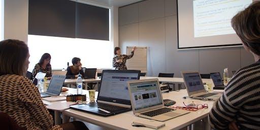 Workshop KlasCement optimaal gebruiken + ICT-tips - GENT, 12.11.2019