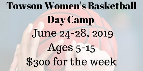Towson Women's Basketball Camp tickets