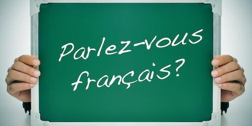 Beginning French Language Classes for Adults A1.1 (Tuesday, August 20, 2019)