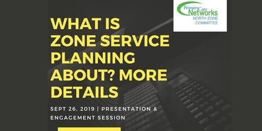 Info Session NZ Service Planning