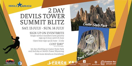 Ellsworth AFB Devils Tower Summit Blitz tickets