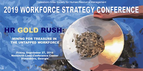 2019 Workforce Strategy Conference  tickets