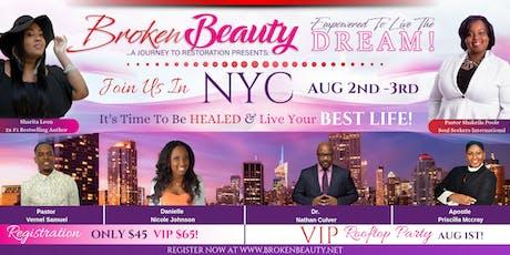 Broken Beauty 2019 Women's Conference NYC tickets
