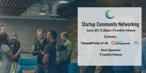 Startup Community Networking Event