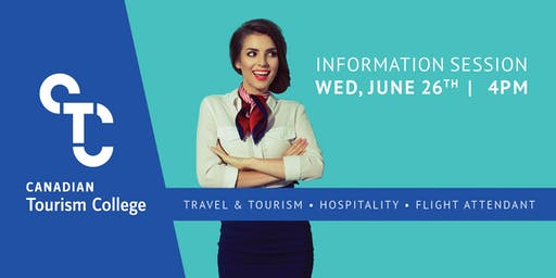 Information Session - Canadian Tourism College