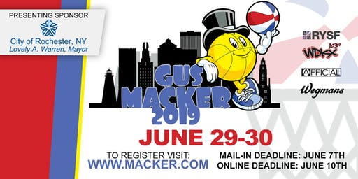 Gus Macker Volunteer Opportunities