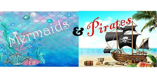 An Afternoon with Mermaids and Pirates!