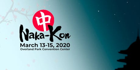 Naka-Kon 2020 tickets