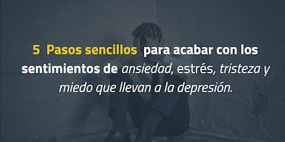 GRATIS SOLO PROFESIONALES Cómo liberarse de la Ansiedad, Estrés, Tristeza...