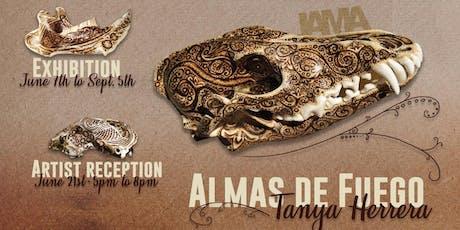 Almas de Fuego by Tanya Herrera tickets