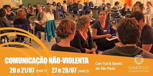 Introdução à Comunicação Não-Violenta - SP