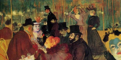 TOULOUSE-LAUTREC: A NIGHT OF ART AND ABSINTHE tickets