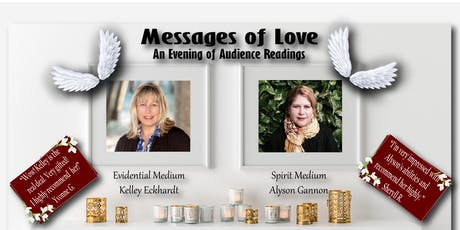 Messages of Love tickets