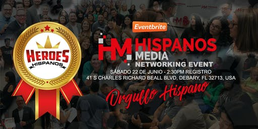 Hispanos Media Networking Event