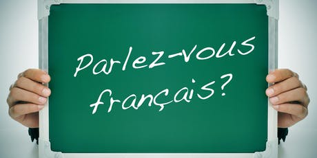 Beginning French Language Classes for Adults A1.2 (Tuesday, October 22, 2019) tickets