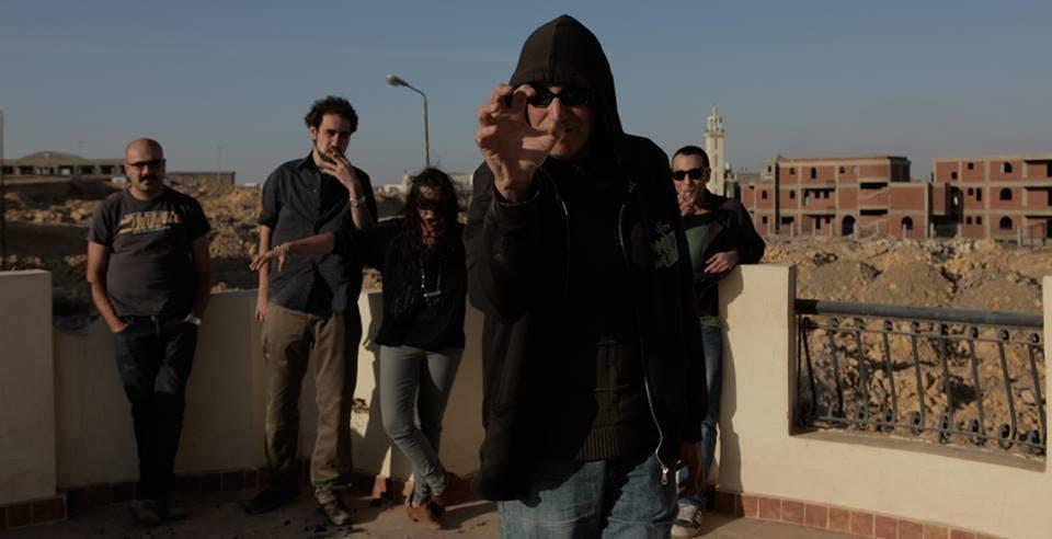 THE INVISIBLE HAND [ الأيادى الخفية ] feat. Alvarius B of Sun City Girls