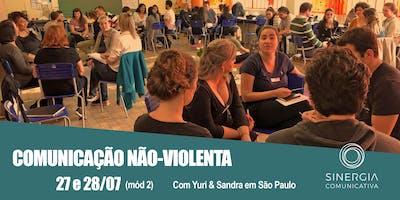 Comunicação Não-Violenta - SP - mód 2