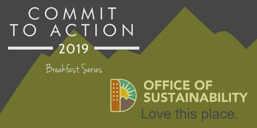 Commit to Action Panel & Workshop (3rd in Series)
