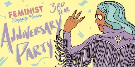 Feminist Happy Hour 3-Year Anniversary @ The Empty Bottle