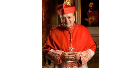 Cardinal Burke addresses Call to Holiness Dinner tickets