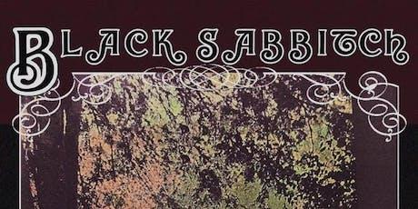 Black Sabbitch: The All Female Black Sabbath live at Club Congress tickets