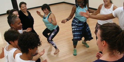 FREE Elder's West African Dance