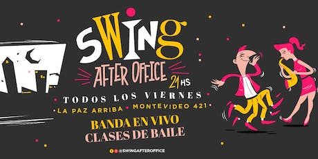 Swing After Office entradas