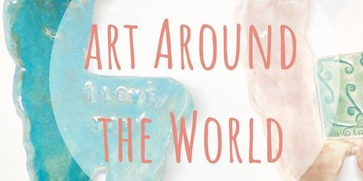 Art Camp -Around The World