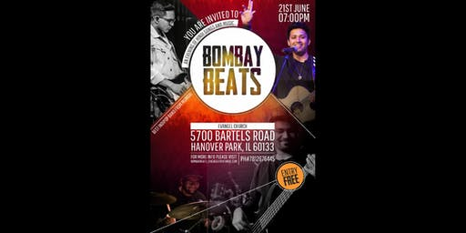 Bombay Beats Concert Chicago (FREE, just RSVP)