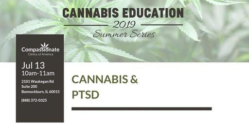 Medical Cannabis Education Event: Cannabis & PTSD