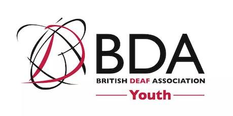 BDA Youth - Mental Health Workshop tickets