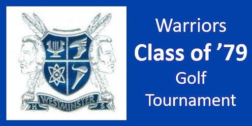 Warriors Class of '79 Golf Tournament