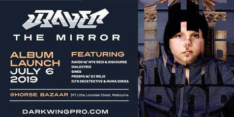 Raven - The Mirror Album Launch tickets