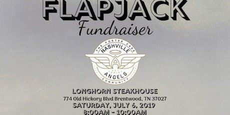 Flapjack Fundraiser tickets