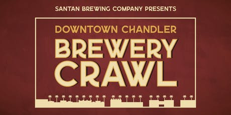 Downtown Chandler Brewery Crawl tickets