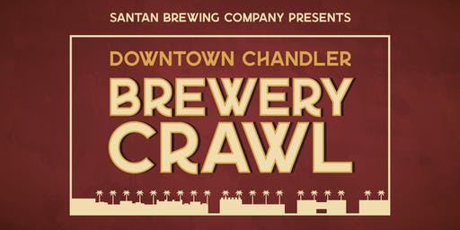 Downtown Chandler Brewery Crawl