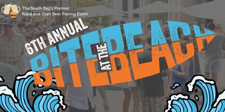 6th Annual Bite at the Beach 2019 tickets