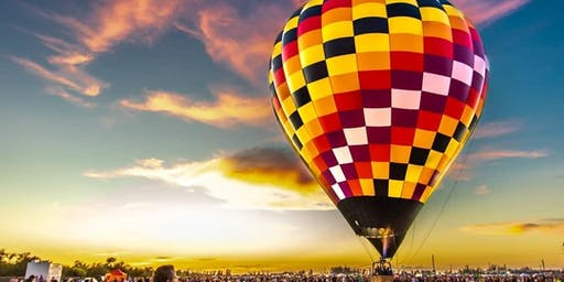 Tulsa Balloon Glow 2019