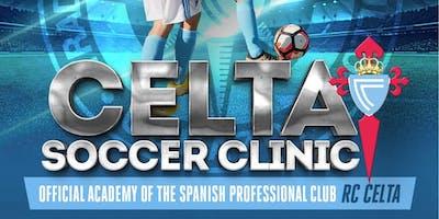 RC Celta Soccer Clinic
