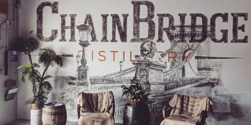 Bottle & Label Your Own Vodka- ChainBridge Distillery
