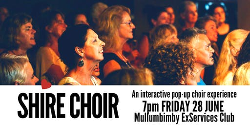 Shire Choir Mullum - June