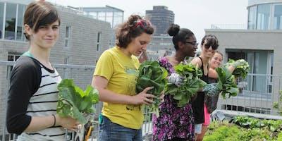 Atelier de jardinage 201 gardening workshop