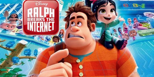Movies in the Plaza: Ralph Breaks the Internet (2018)