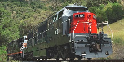 SP 9010 Krauss Maffei Pro Railfan Event Sat. July 20th 9:00 a.m. Ceremony, 10:00 a.m. Departure