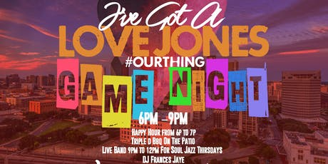 #IGALJ DALLAS MONTHLY MEET-UP #OURTHING tickets
